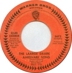 allan-sherman-the-laarge-daark-aardvark-song-warner-bros-2